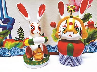 【非遗】济南泥塑兔子王:希望将手艺传承下去