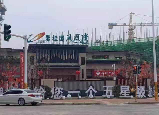 鹤壁碧桂园凤凰湾项目因违规认筹被叫停 主管部门已立案调查